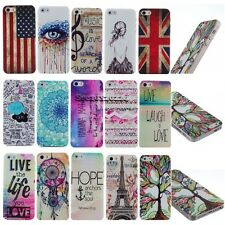 Various Ultra-thin Skid Patterns Protect Shell Hard Case Cover For Apple iPhone