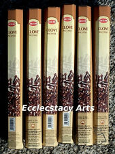 Hem Clove Incense 20-40-60-80-100-120 Sticks You Pick Amount {:-)