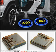 Wireless Car Motorbike Welcome Ghost Courtesy Door Step LED Logo Light Shadow BN