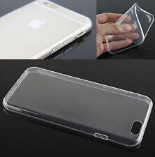 Ultra Thin Slim Clear Transparent Soft Silicone TPU Case Cover for Samsung phone
