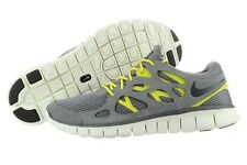 Nike Free Run 2 537732-007 Synthetic Lightweight Running Shoes Medium (D, M) Men