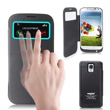 Sunydeal For Samsung Galaxy S4 Extended Battery Power Bank Charger Case 4500mAh