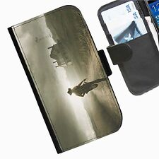 The Walking Dead Leather wallet personalised phone case for Sony Xperia L E E3 S