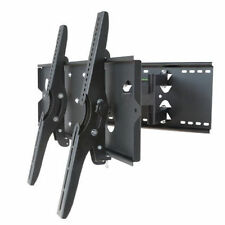 """NEW EXTRA STRONG Dual Arm Tilt Swivel TV Wall Mount for Samsung 30""""- 85"""" Screens"""