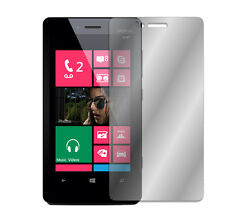 New HD Clear Anti Glare LCD Screen Protector Cover for Nokia LUMIA 810
