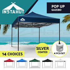 3x3M Outdoor Gazebo Pop Up Folding Marquee Party Stall Event Tent Canopy BBQ