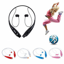 HV-800 Bluetooth Stereo Headset Earpiece for Samsung Galaxy Note 2 3 4 S5 S6