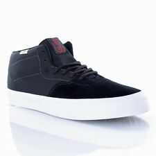 Vans Cab Lite Skate Shoes - Black/Scarlet
