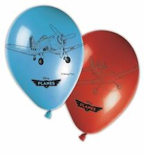 Disney's Planes Dusty & Ripslinger Printed Party Birthday Balloons Helium or Air