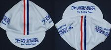 USPS PRO CYCLING TEAM CLASSIC CAP NEW HAT BLACK, BLUE/WHITE, AND WHITE **