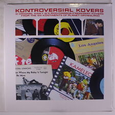 VARIOUS: Kontroversial Kovers LP Sealed (Philippines, 2 LPs) Rock & Pop
