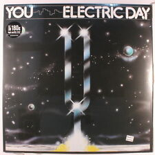 YOU: Electric Day LP Sealed (Germany, 180 gram reissue) Rock & Pop