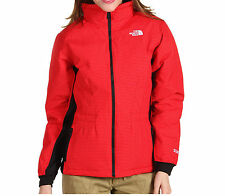 The North Face ST Tuolumne Down Jacket Womens Ski Hike Winter Red Coat S M