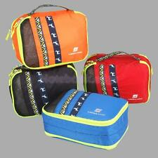 Waterproof Portable Nylon Mesh Travel Luggage Clothes Organizer Storage Bag Case