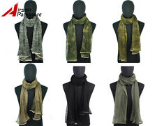 Tactical Outdoor Hunting Multifunctional Camouflage Camo Scrim Scarf Face Mask