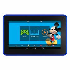 Smartab STJR76 7-inch Android 4.4 Kids Tablet with 50+ Preloaded Disney Apps and
