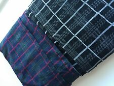 Women Fancy Retro Sexy Check pattern Tartan Stockings Pantyhose Tights Opaque