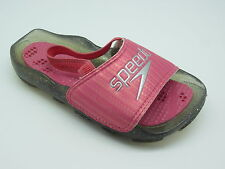 SPEEDO ZOOM POOL SHOES SLIPPERS BEACH SHOES PINK NIP