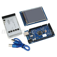 """3.2"""" TFT LCD Shield+Touch Panel w/ SD Cage+Mega2560 ATmega2560 Board for Arduino"""