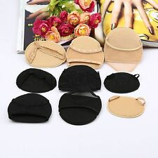 One Pair Useful High Heels Invisible Soft Front Feet Cushion Pads Protector Type