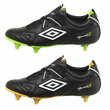 Umbro Speciali R Pro SG Mens Football Boots Leather New