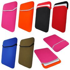 NEW 7'' INCH NEOPRENE POUCH CASE COVER ANDROID TABLET/NEXUS KINDLE HD/PLAYBOOK