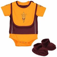 Genuine Stuff Arizona State Sun Devils Onesie Set - NCAA