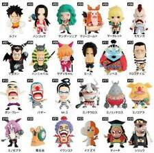 Plex Popy Anichara Heroes One Piece Mini Big Head Figure Impel Down Vol. 8
