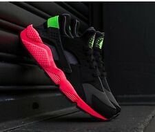 "Womens & Mens  Air Huarache ""Hyper Punch"" Trainers Sneaker Shoe Size UK3-UK10"