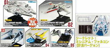 F-toys Confect Star Wars Vehicle Collection Figure Part 5