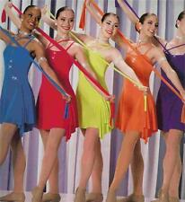 Lyrical Dance Costume  Ballet Dress Competition Pageant Outfit Body Language