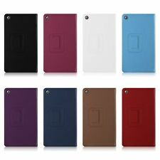 """Flip Folio Leather Stand Case Cover Skin Shell For Lenovo Tab 2 A7-30 Tablet 7"""""""