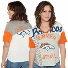 Denver Broncos Touch by Alyssa Milano Women's Touch Power Play T-Shirt - NFL