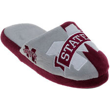 Mississippi State Bulldogs Youth Split Color Slide Slippers