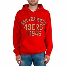 San Francisco 49ers End Around Pullover Hoodie - Red - NFL