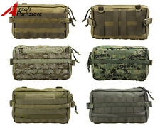 1000D Molle Tactical Multi-functional Utility Pouch Waist Bag Military Hunting