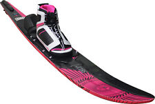 JOBE LADIES PINK ROGUE WATER SKI - INCLUDES CAPRI BINDING & RTP
