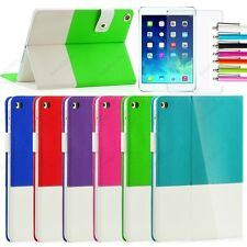 Hybrid leather Folio Smart Case Cover Stand for iPad Air 1 1st Retina Display