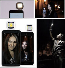 Portable Smartphone Phone Selfie Mini 16 LED Flash Fill Light For IOS Android