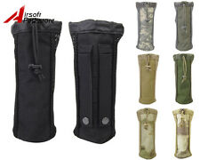 Tactical Military Outdoor Molle 1000D Water Bottle Pouch Bag Holster Carrier