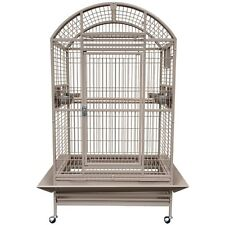 Kings Cages Parrot Bird 9003628 w/ New Locks bird cages toy toys macaws amazons
