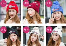 Fashion New warm Winter Beanies Hat Letter knit wool cap Beanie Knit Cap Hats