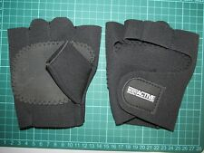 New Weight Lifting Fitness Training Glove GYM Exercise Fingerless Workout Gloves