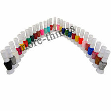 Nail Art Two-Way Pen and Brush Varnish Polish multi colors choice