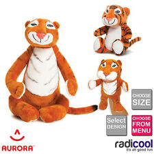Aurora TIGER WHO CAME TO TEA PLUSH Cuddly Soft Toy Teddy Kids Gift Brand New