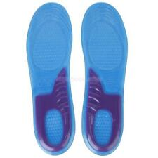 Footful Gel Silicone Shoe Insoles Cushion Pads Arch Support Orthotic Heel Liner