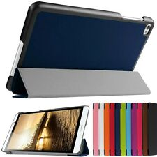 PU Leather Stand Cover Case For Huawei Mediapad M2 M2-801 802 Tablet+Protector