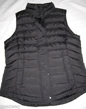 NWOT Womens GAP Black Puffer Vest Jacket XS, M,