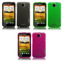 Soft TPU Crystal Skin Cover Phone Case for HTC One X S720e AT&T / ELITE