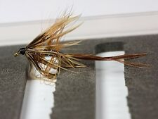 FRENCH PARTRIDGE MAYFLY Dry Trout Fishing Flies various options by Dragonflies